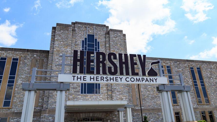 Hershey factory plant