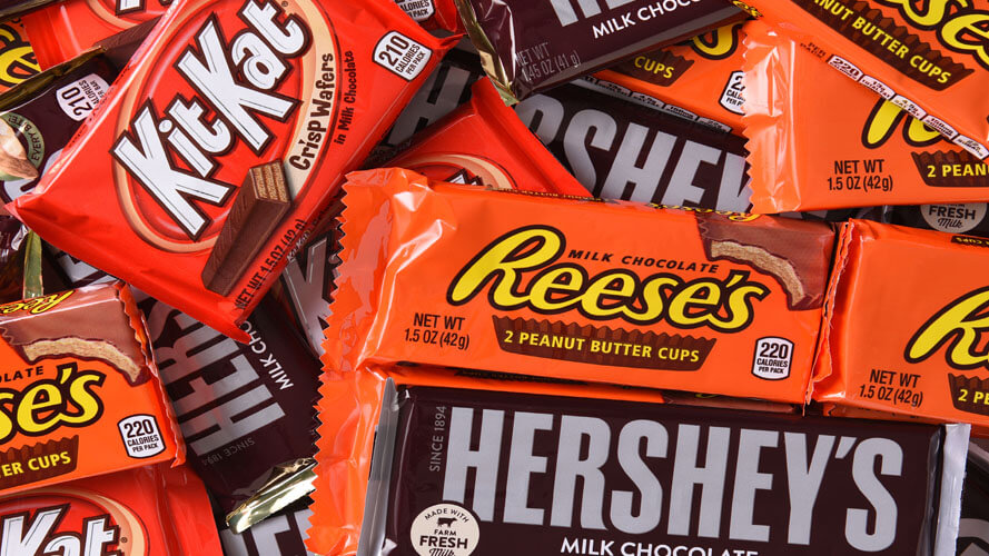 Sweet Work - All About Hershey's