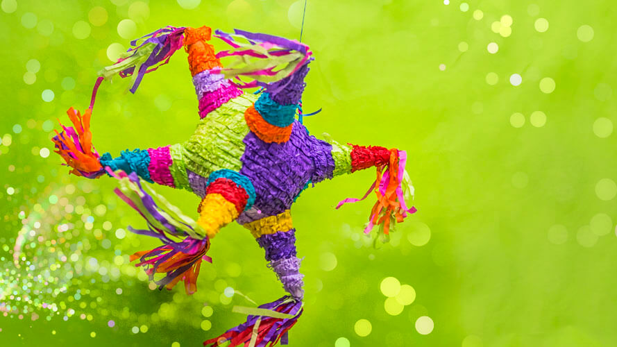 History of the Pinata and Mexican Candy